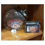 Lot of 2 Hershey Memorabilia Items
