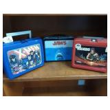 3 Vintage Lunch Boxes