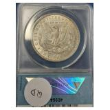 Key Date 1892-0 US Morgan Silver Dollar