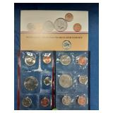 1986 Uncirc. US Coin Set