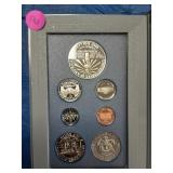 US 1986 Silver Prestige Coin Set