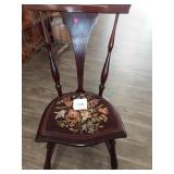 Great original Victorian Sewing Chair