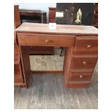Vintage Knee Hole Desk