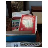 Box Lot of Sewing/Quilting Books