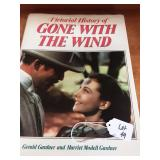 "Pictorial History of ""Gone with the Wind"" Book"