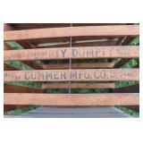 Humpty Dumpty Wood  Advertising Crate