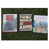 Canadian War History Books