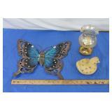 Butterfly & Decor