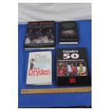 4 Great Canadian Hockey Books