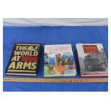 3 Coffee Table War Books