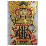 Asian Wallcarving