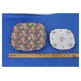 Royal Winton & Albert Plates