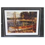 """The Canoe"" Tom Thompson Print"