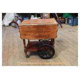 Antique Tae Wagon