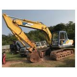 Kobelco SK150LC Excavator