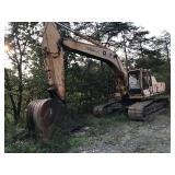 John Deere 790D Excavator