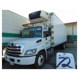 Heavy Duty Trucks - Van Trucks / Straight Trucks -