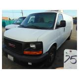 Light Duty Trucks - Vans - Reefer 2016 GMC SAVANA