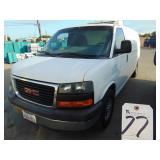 Light Duty Trucks - Vans - Reefer 2014 GMC SAVANA
