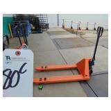 Shop / Warehouse - Jacks  PALLET JACK  80c