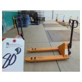 Shop / Warehouse - Jacks  PALLET JACK  80d