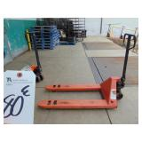 Shop / Warehouse - Jacks  PALLET JACK  80e