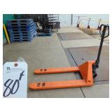 Shop / Warehouse - Jacks  PALLET JACK  80f