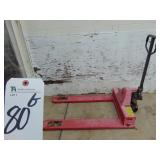 Shop / Warehouse - Jacks  PALLET JACK  80g