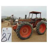 Tractors - 40 HP to 99 HP 2000 CASE IH 1394 87