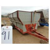 Manure Handling - Manure Spreaders - Dry 2002 NEW