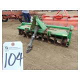 Tillage Equipment - Rotary Tillage 2000 JOHN DEERE