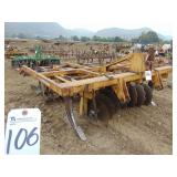 Tillage Equipment - Disks 2000 CUSTOM MADE 9 FT 10