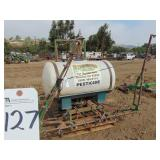 Chemical Applicators - Sprayers - 3 pt/Mounted 200