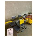 Shop / Warehouse - Scales / Hoists  (LOT) (5) MILL