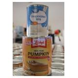 Milk/ Pumpkin