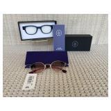 Look Readers, Fendi Sunglasses (new, never worn)