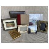 Photo Albums, Frames, Agenda Book