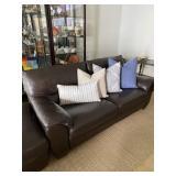 Natuzzi Leather Sofa (great condition!)