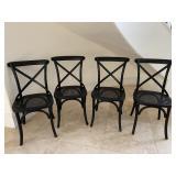 Restoration Hardware Chairs (set of 4)