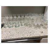 Bar Glassware (36 pieces)