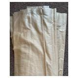 Dupioni Silk Drapery Panels (qty. 4)