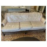 Sofa, Upholstered Chair, and Love Seat
