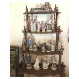 Group of figurines (shelf NOT included)