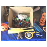 Group of miscellaneous toys