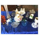 Box lot of miscellaneous items
