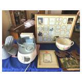 Vaporizer, chamber pot, & other items