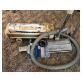 Electrolux vacuum & attachments