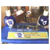 Pabst Blue Ribbon light sets (3)
