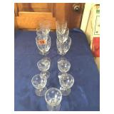 Etched glassware (11)