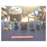 Assortment of Avon bottles (7)